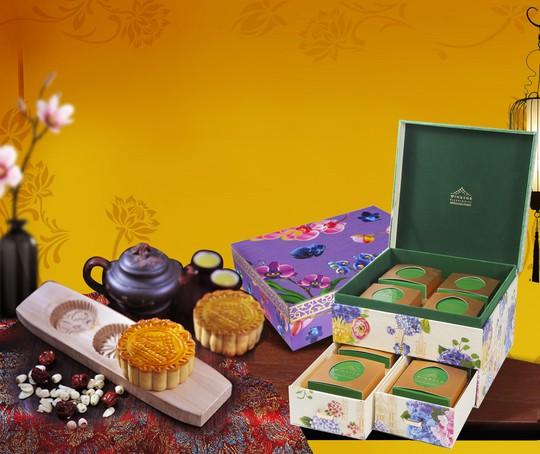 Winsor Plaza ra mắt 2 bộ sưu tập bánh Trung thu thượng hạng - Ảnh 1.