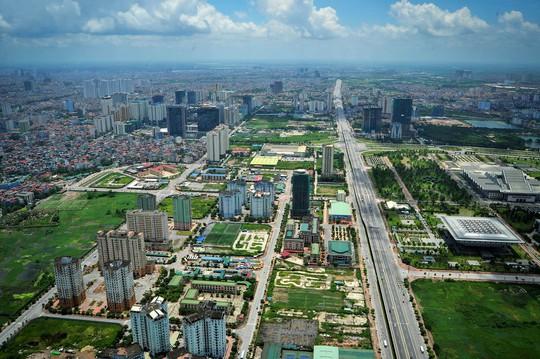 Nhu cầu căn hộ cho người nước ngoài tại Hà Nội tăng cao - Ảnh 1.