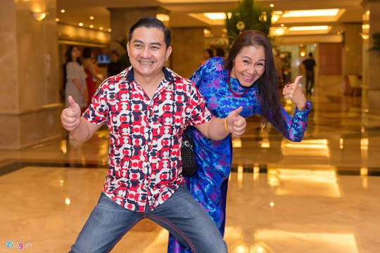 Sao Việt dự đám cưới con gái NSND Hồng Vân ở Sài Gòn - Ảnh 13.