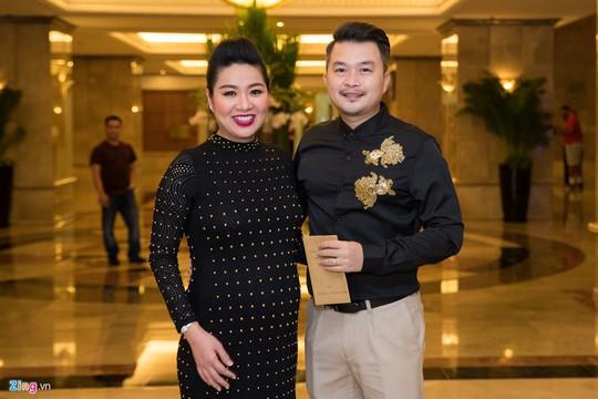 Sao Việt dự đám cưới con gái NSND Hồng Vân ở Sài Gòn - Ảnh 14.