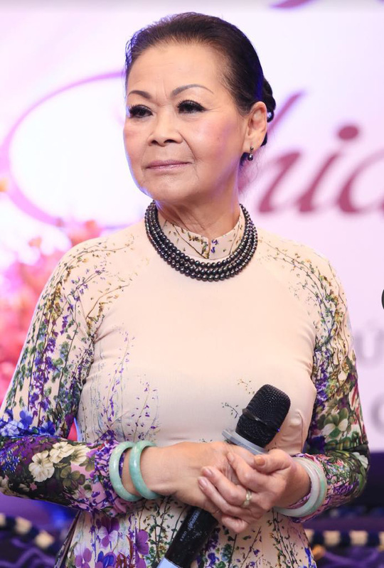 Khánh Ly: Tôi nhiều lần đối mặt với tin đồn đã chết - Ảnh 1.