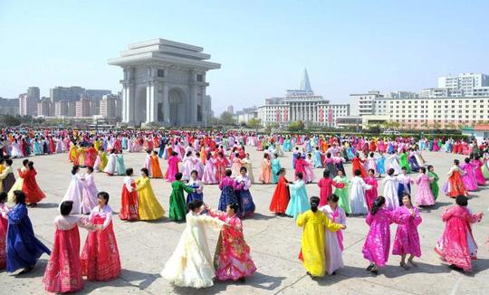 Khâm phục loạt công trình ấn tượng nhất Triều Tiên - Ảnh 13.
