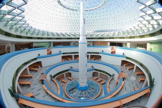 Khâm phục loạt công trình ấn tượng nhất Triều Tiên - Ảnh 4.