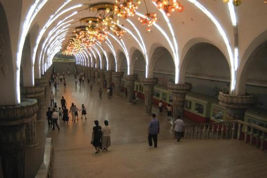 Khâm phục loạt công trình ấn tượng nhất Triều Tiên - Ảnh 5.