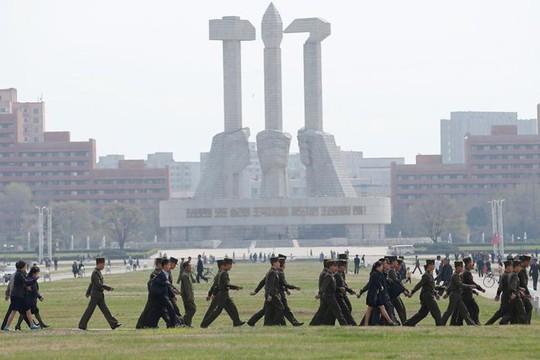 Khâm phục loạt công trình ấn tượng nhất Triều Tiên - Ảnh 6.
