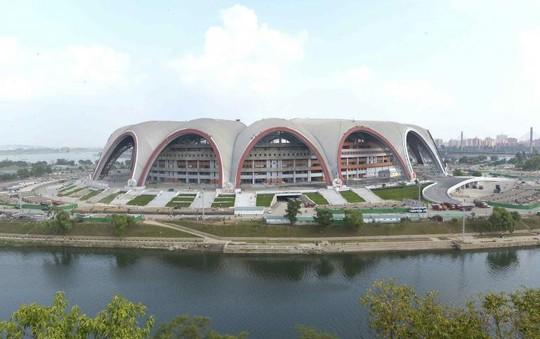 Khâm phục loạt công trình ấn tượng nhất Triều Tiên - Ảnh 8.