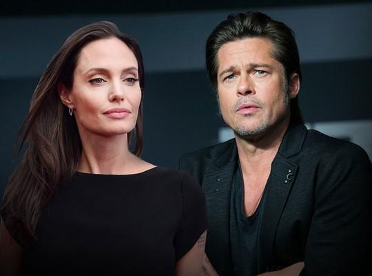 Angelina Jolie cáo buộc Brad Pitt không trợ cấp tiền nuôi con - Ảnh 1.