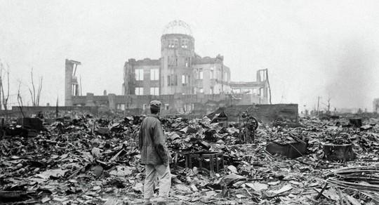 Vũ khí hạt nhân và thế khó của Nhật Bản - Ảnh 1.