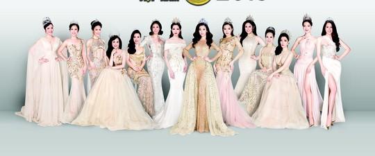 Hội tụ biểu tượng nhan sắc hoa hậu 30 năm qua - Ảnh 1.