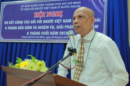1.000 công ty của Việt kiều ở TP HCM đang làm gì? - Ảnh 1.