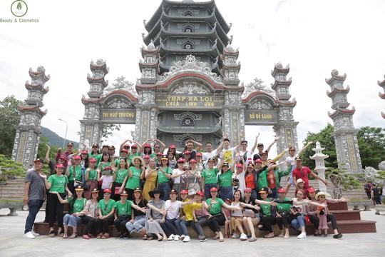 Cháy hết mình tại sự kiện Hội tụ thủ lĩnh OLIC ở Đà Nẵng - Ảnh 2.