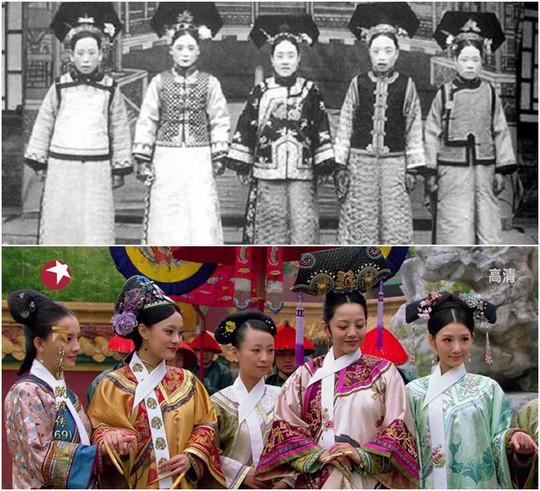 Ngã ngửa với nhan sắc thực của các mỹ nữ Trung Quốc xưa - Ảnh 1.