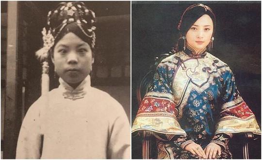 Ngã ngửa với nhan sắc thực của các mỹ nữ Trung Quốc xưa - Ảnh 2.