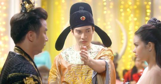 Trương Quỳnh Anh khiến fan bất ngờ với hình ảnh trong MV cổ trang mới - Ảnh 4.