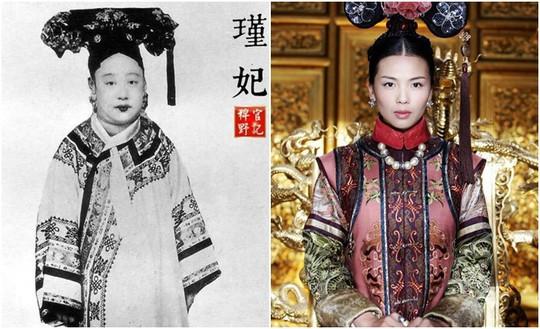 Ngã ngửa với nhan sắc thực của các mỹ nữ Trung Quốc xưa - Ảnh 11.