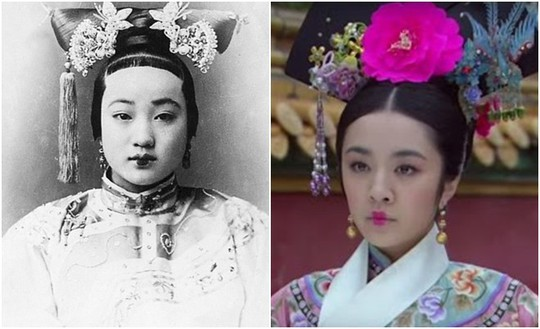Ngã ngửa với nhan sắc thực của các mỹ nữ Trung Quốc xưa - Ảnh 14.