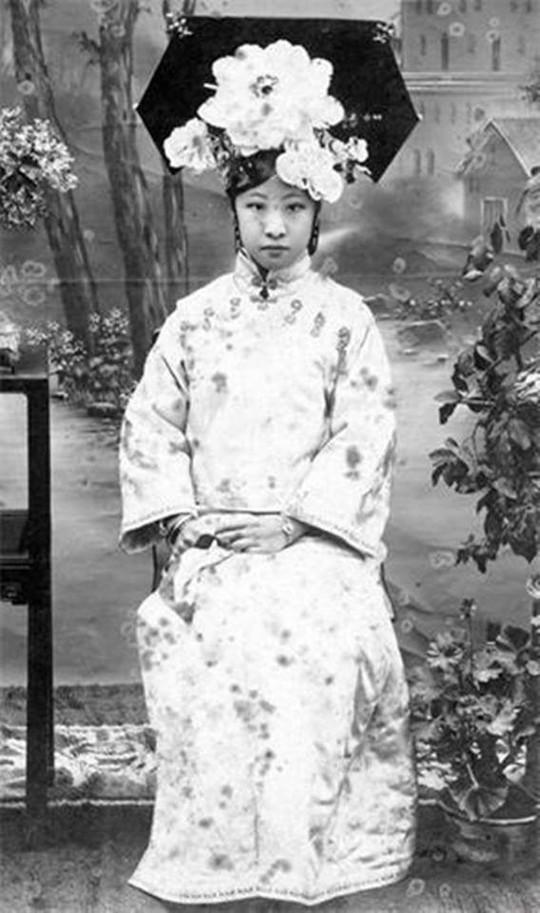 Ngã ngửa với nhan sắc thực của các mỹ nữ Trung Quốc xưa - Ảnh 20.