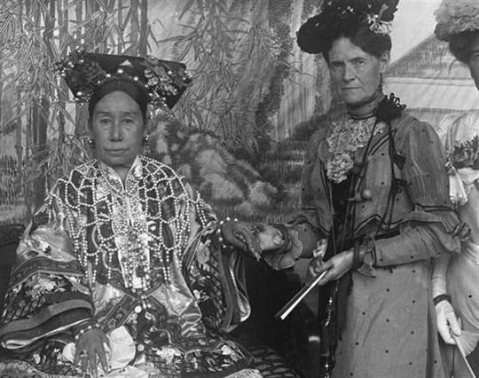 Ngã ngửa với nhan sắc thực của các mỹ nữ Trung Quốc xưa - Ảnh 5.