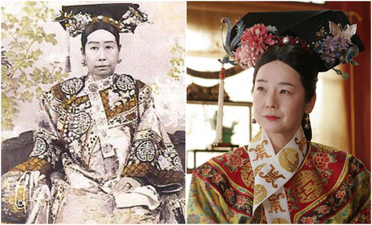 Ngã ngửa với nhan sắc thực của các mỹ nữ Trung Quốc xưa - Ảnh 7.