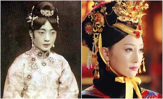 Ngã ngửa với nhan sắc thực của các mỹ nữ Trung Quốc xưa - Ảnh 10.
