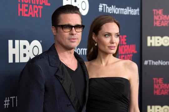 Brad Pitt phản pháo lại Angelina Jolie vụ tiền trợ cấp - Ảnh 1.