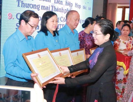 Sức hút từ hoạt động chăm lo của tổ chức Công đoàn TP HCM - Ảnh 2.