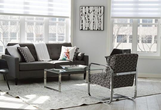 Thiết kế phòng khách đơn giản mà đẹp cho năm 2018 - Ảnh 8.