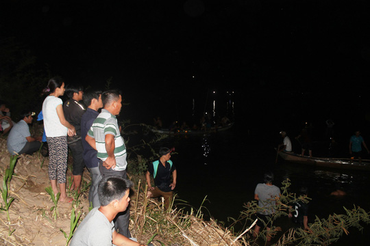 Tìm thấy thi thể 4 anh em ở Quảng Ngãi do đuối nước - Ảnh 1.