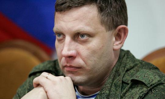Ông Putin lên tiếng về vụ ám sát thủ lĩnh nổi dậy ở Đông Ukraine - Ảnh 1.