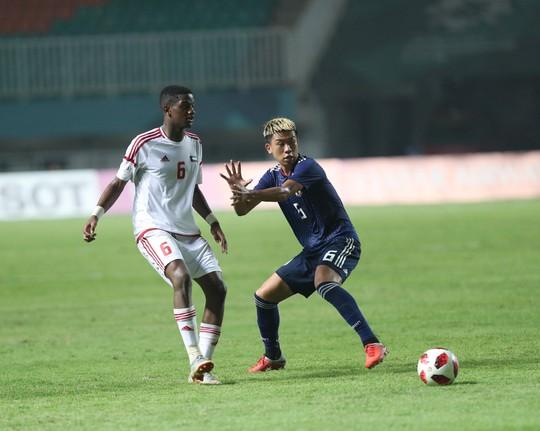 AFC hiến kế để Olympic Việt Nam đấu UAE - Ảnh 1.