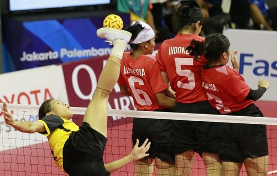 Trực tiếp ASIAD ngày 1-9: Cầu mây giành HCB trước kình địch Thái Lan - Ảnh 2.