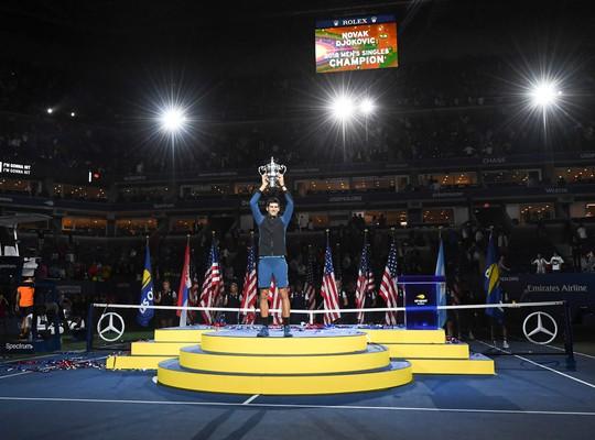 Djokovic đăng quang US Open 2018, đoạt Grand Slam thứ 14 - Ảnh 4.