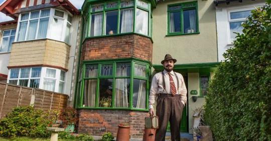 Ngôi nhà khiến bạn tưởng đi lạc về 100 năm trước - Ảnh 1.