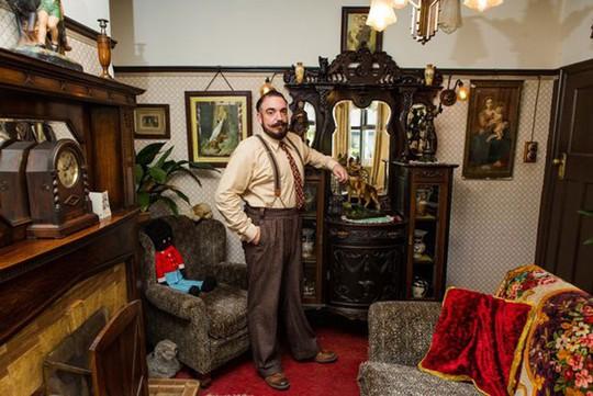 Ngôi nhà khiến bạn tưởng đi lạc về 100 năm trước - Ảnh 2.