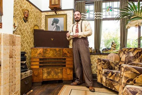 Ngôi nhà khiến bạn tưởng đi lạc về 100 năm trước - Ảnh 3.