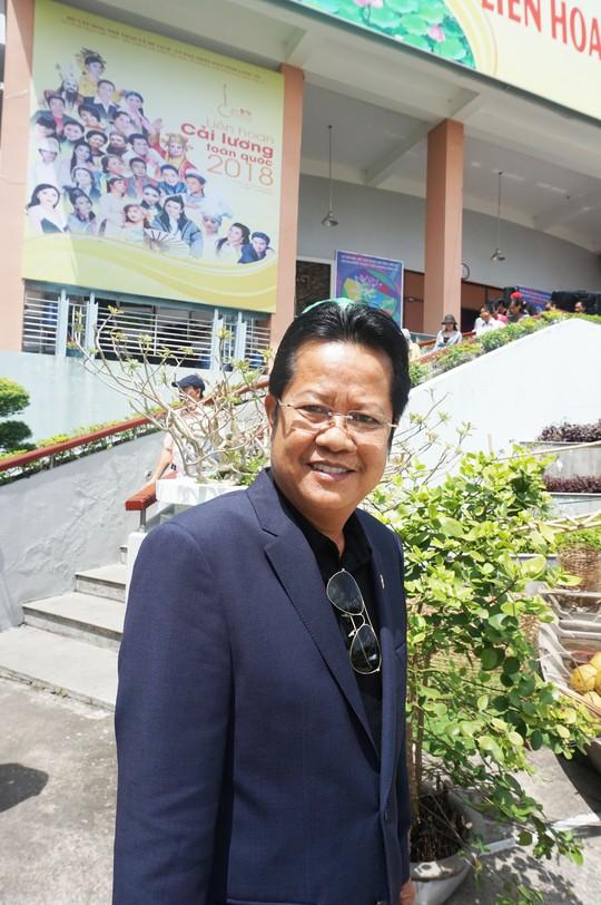 NSƯT Thanh Nam Đừng để cải lương đi vào ngõ cụt - Ảnh 1.