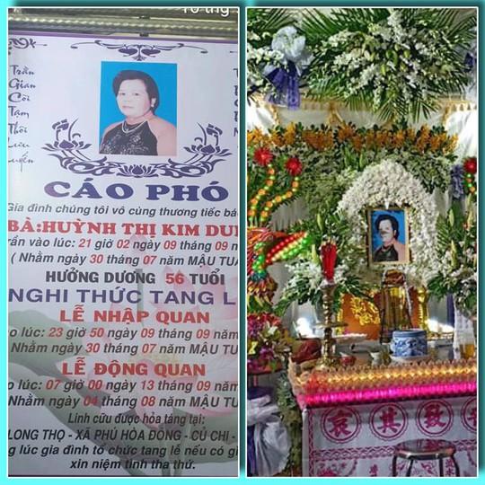 Bà Tư bán chè Kim Dung trong chương trình Thách thức danh hài đột ngột qua đời - Ảnh 4.