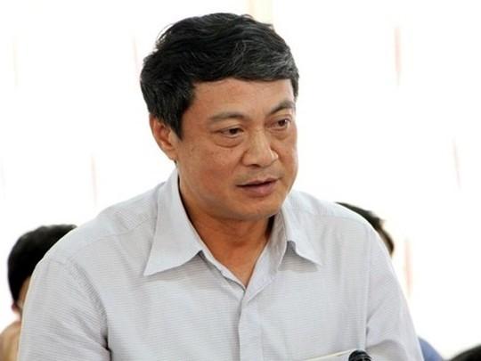 Kỷ luật Thứ trưởng Bộ Thông tin và Truyền thông Phạm Hồng Hải - Ảnh 1.