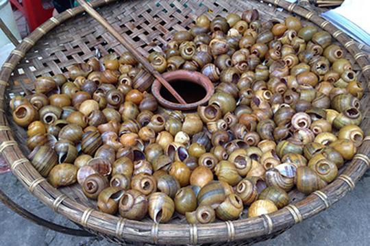 Những hàng bún ốc lâu năm, ngon nức tiếng ở Hà Nội - Ảnh 1.