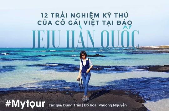 12 trải nghiệm kỳ thú tại đảo Jeju - Ảnh 1.