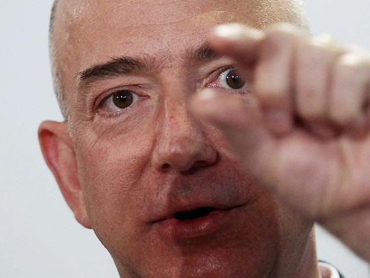 Giàu nhất thế giới, Jeff Bezos vẫn rửa bát sau mỗi bữa tối - Ảnh 6.