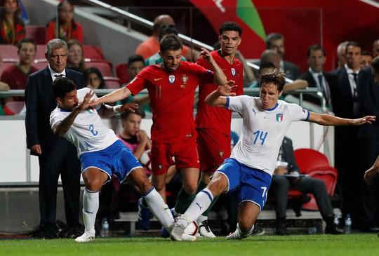 Nations League: Bồ Đào Nha hạ Ý sau một phần tư thế kỷ - Ảnh 3.