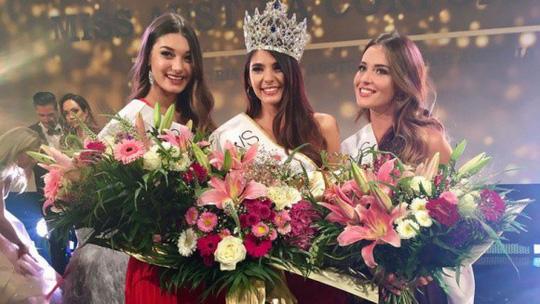 4 người đẹp thế giới xuất hiện trong chung kết Hoa hậu Việt Nam 2018 - Ảnh 2.