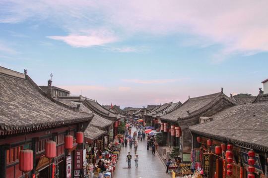 10 cổ trấn Trung Quốc đẹp như phim phải đi thu này - Ảnh 5.