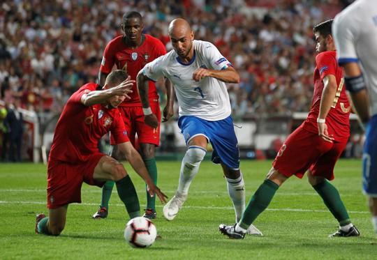 Nations League: Bồ Đào Nha hạ Ý sau một phần tư thế kỷ - Ảnh 2.
