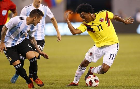 Brazil vùi dập El Salvador, Argentina bị Colombia cầm chân ở Mỹ - Ảnh 7.
