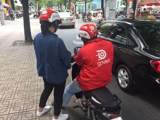 Go-Viet công bố ở Hà Nội, giá 1.000 đồng/ cuốc xe dưới 6 km - Ảnh 1.
