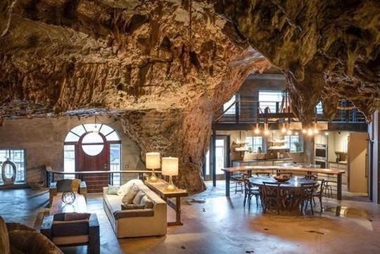 Choáng váng trước căn hộ nằm giữa lòng hang động - Ảnh 5.