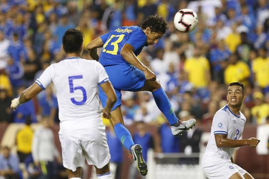 Brazil vùi dập El Salvador, Argentina bị Colombia cầm chân ở Mỹ - Ảnh 4.