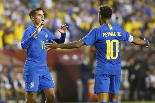 Brazil vùi dập El Salvador, Argentina bị Colombia cầm chân tại Mỹ - Ảnh 3.
